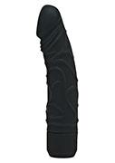 Vibratore Realistico Black 17cm