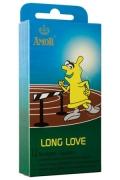 Profilattici Amor Long Love Ritardanti 12pz