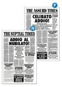 Giornale celibato/nubilato