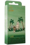 Profilattici Amor Wild Moments Stimolanti e Ritardanti 12pz