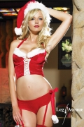 Sexy Costume Babbo Natale