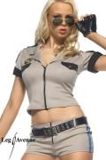 Sexy Costume sceriffo
